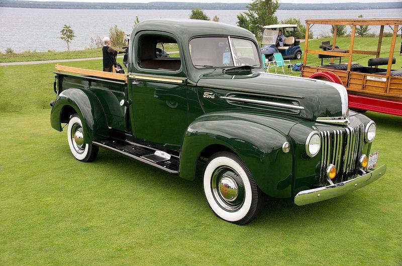 1946 Ford Pick Up Truck Classic Cars Vintage Trucks Classic Trucks