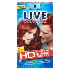 Live Color Xxl Hypnotic Red R37 Hair There And Everywhere