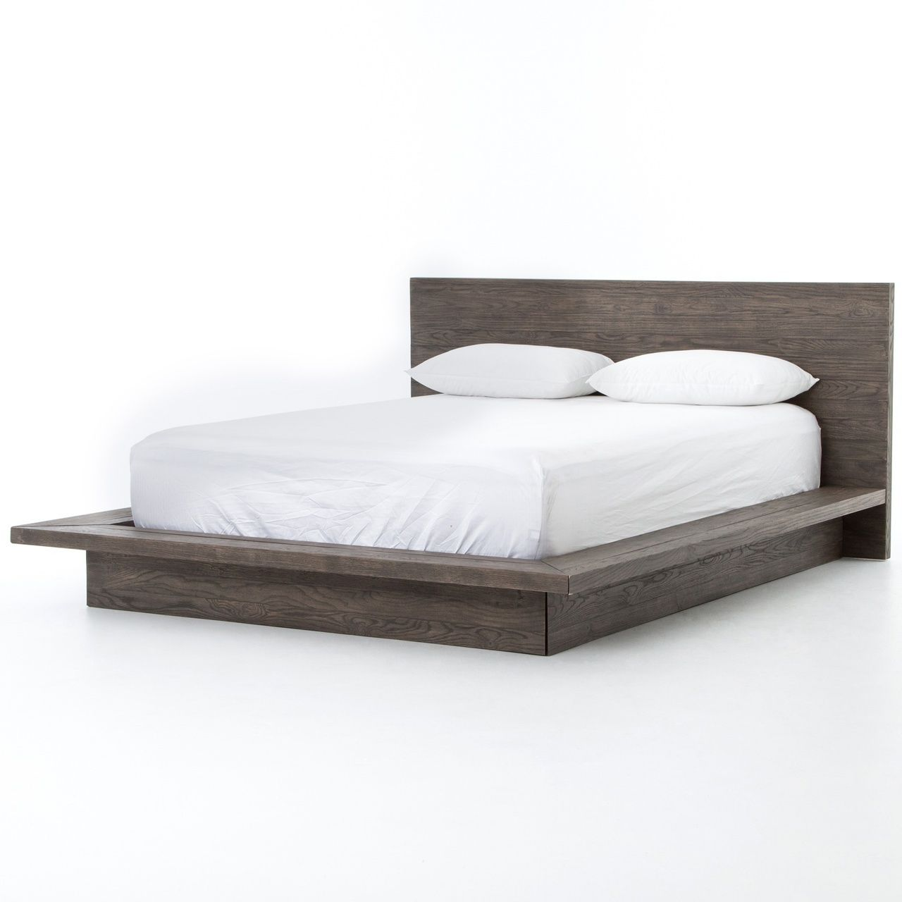 Https Www Zinhome Com Stria King Size Low Japanese Platform Bed