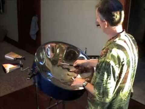 Jamaica Farewell On Steel Drum Pan By Kent Arnsbarger Youtube Drum Music Steel Drum Make Mine Music