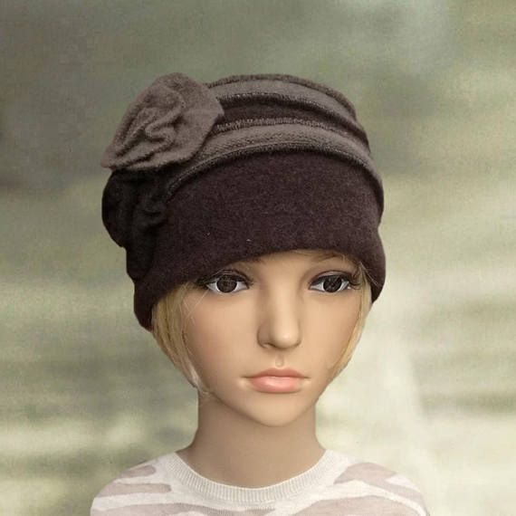Womens felted hat 39a71500b2