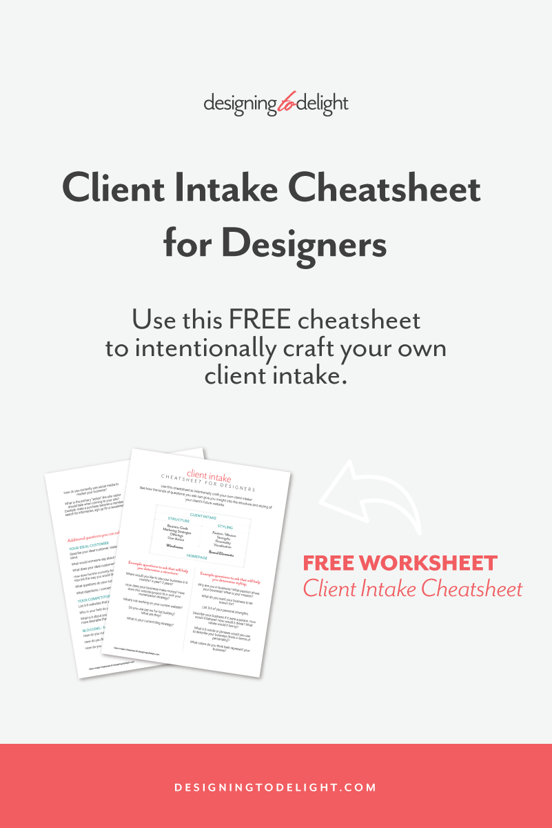 My One Concept Web Design Process Designing To Delight Graphic Design Clients Freelance Web Design Web Design Quotes
