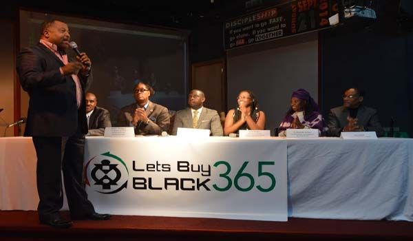 LETSBUYBLACK365 Launches Nationwide 2016 Empowerment Movement With Strategic Partnerships atInaugural Press Conference In New York City