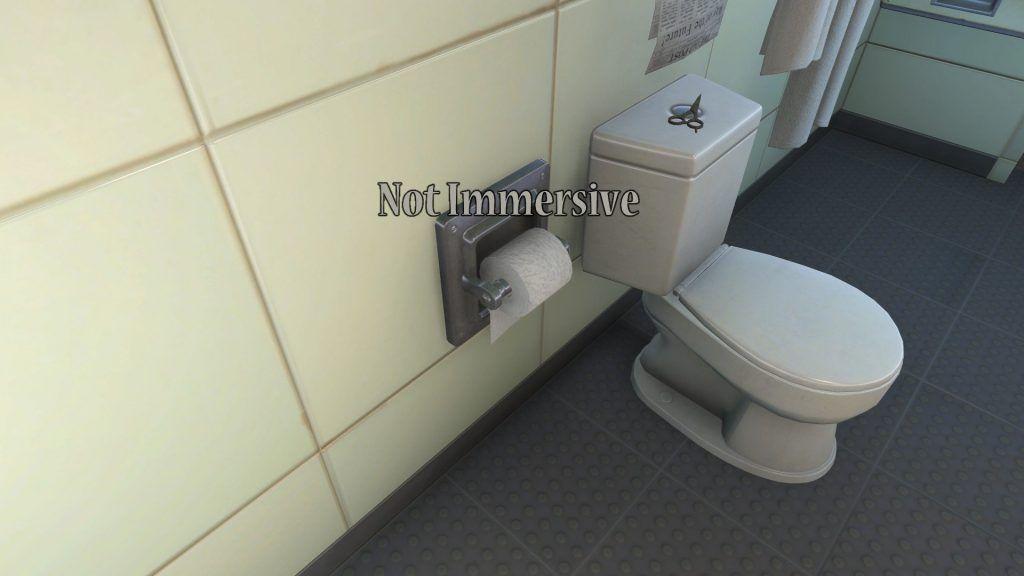 Modder Fallout 4 Sulap Toilet Di