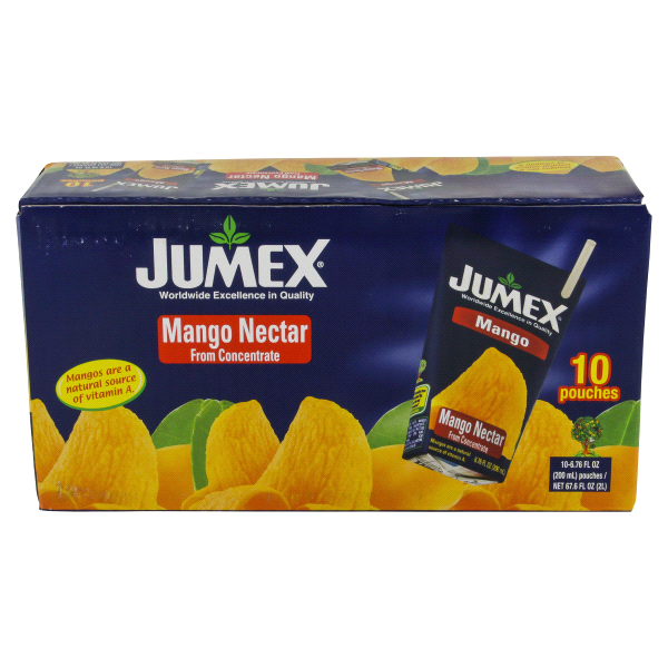 Jumex Pouches Grocery, 10 things, Pharmacy