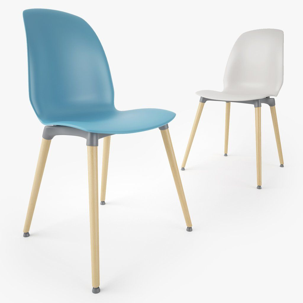 Free Ikea Leifarne Dining Chair 3d Model Dining Chairs Chair Ikea