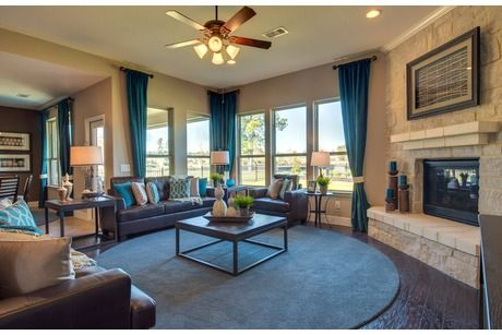 Trails Of Katy By Pulte Homes In Katy Texas Katy Pinterest