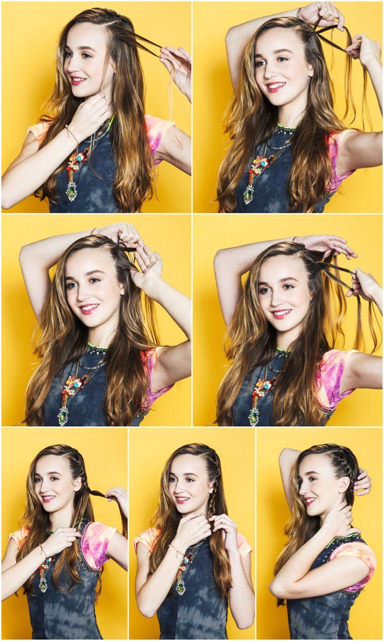 21+ Frisuren lang teenager die Info