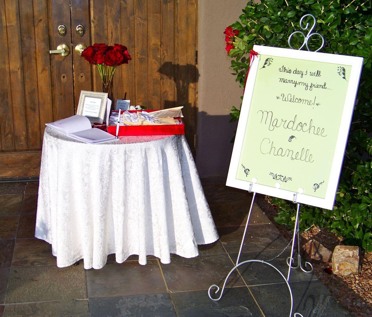 Wedding greeting table wedding stuff pinterest wedding wedding greeting table m4hsunfo