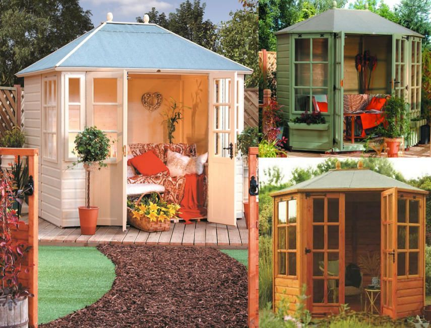 60 Garden Room Ideas Diy Kits For She Cave Sheds Cabins