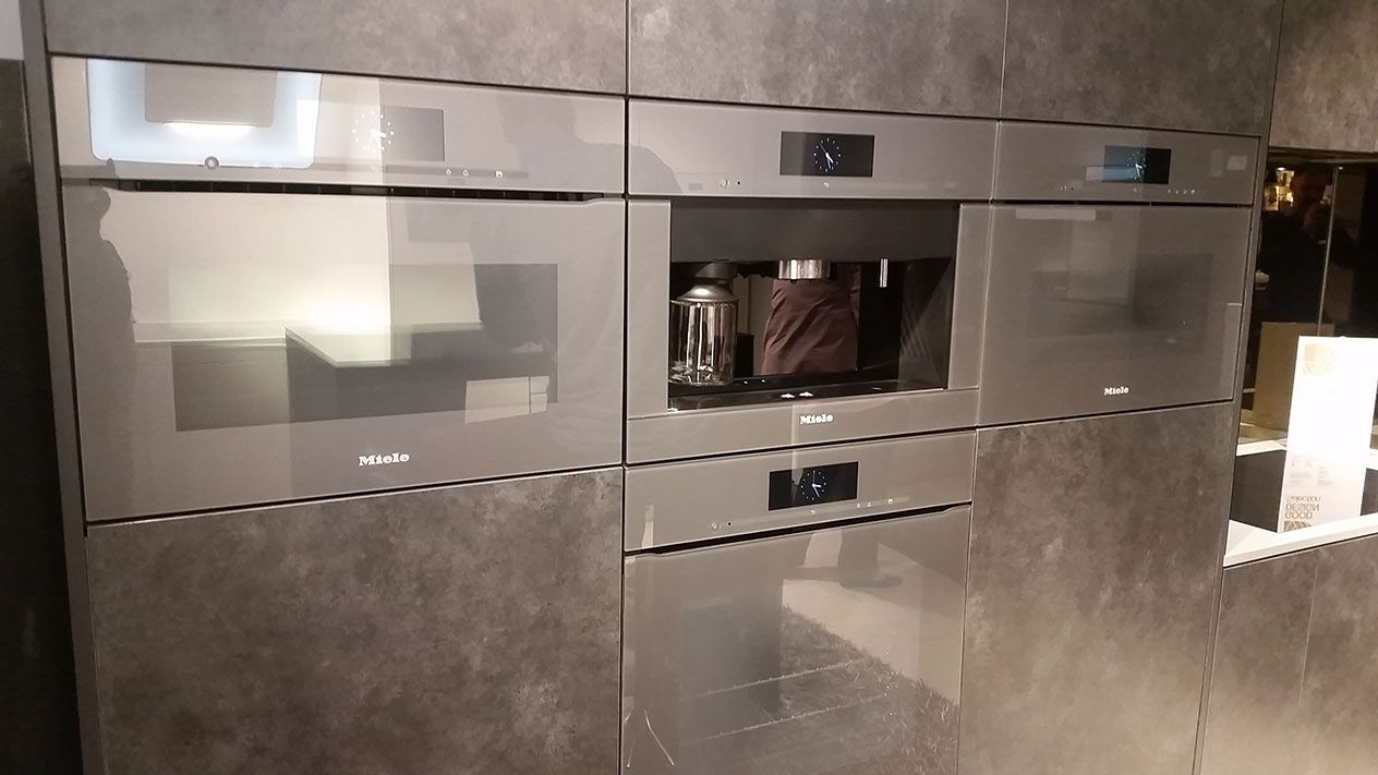 Miele The Handleless Artline Series Kuche In 2019 Pinterest