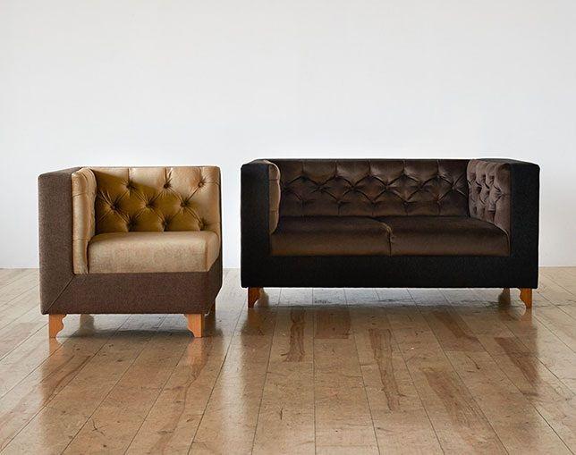 William Warren English Pub Sofa Setのメイン写真
