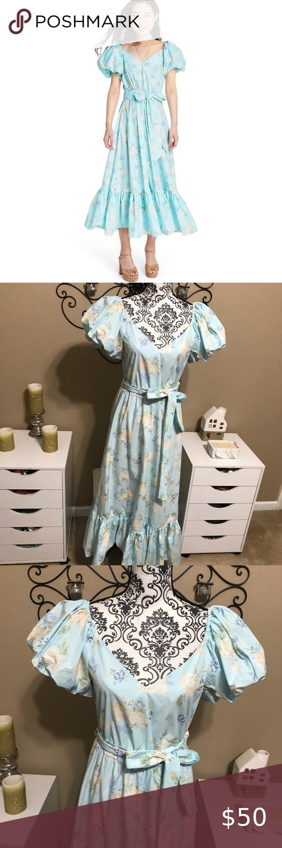 Loveshackfancy Target Estelle Midi Dress 2 Nwt Midi Dress Dresses Loveshackfancy [ 1740 x 580 Pixel ]