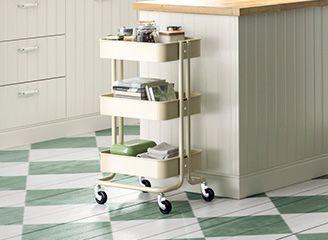 Roltafel In Keuken : Ikea keukeneilanden en roltafels voor extra veel werkruimte keuken
