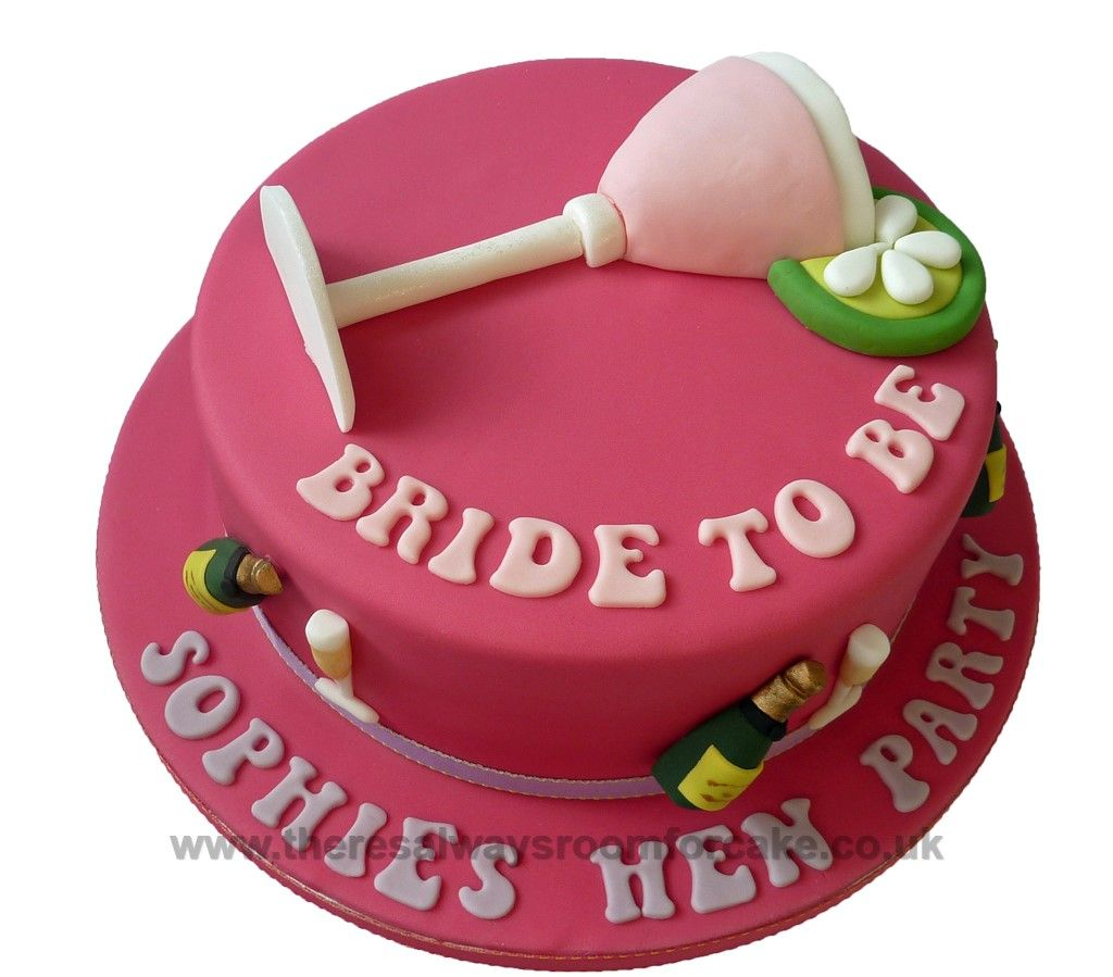 Bride to be hen do cake hen party cakes cake party cakes