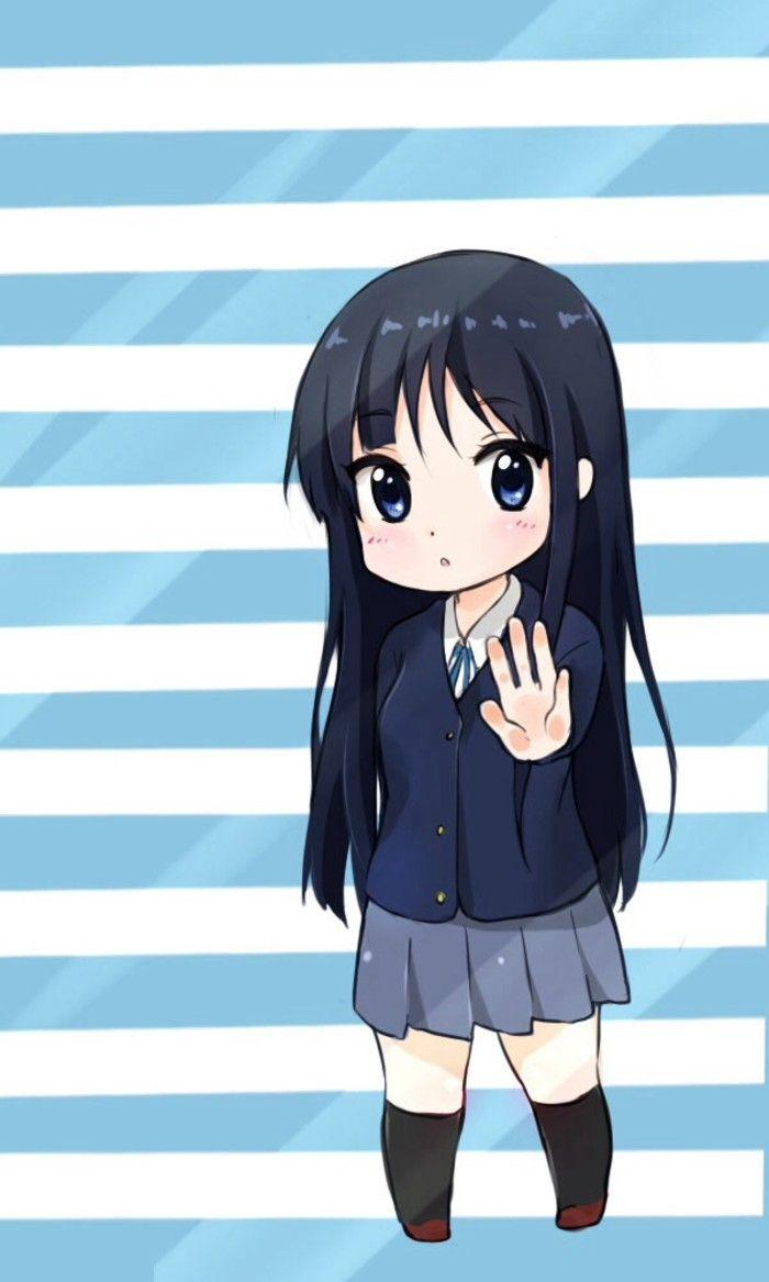 Anime Trap Phone Wallpaper Anime Behind Glass Lock Screen Mio K On