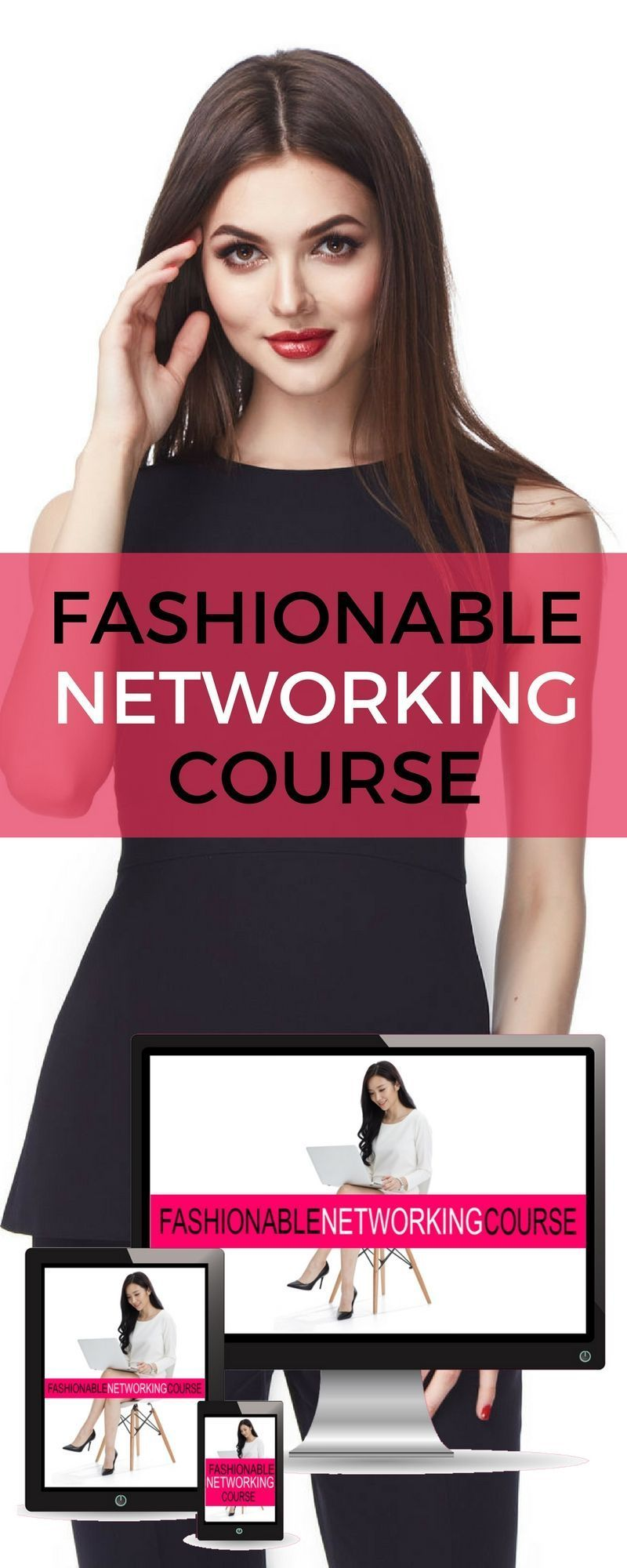 Fashion Learn how to network in the