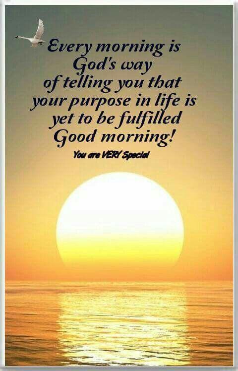 Good Morning Inspirational Bible Quotes : Good morning pinterest blessings