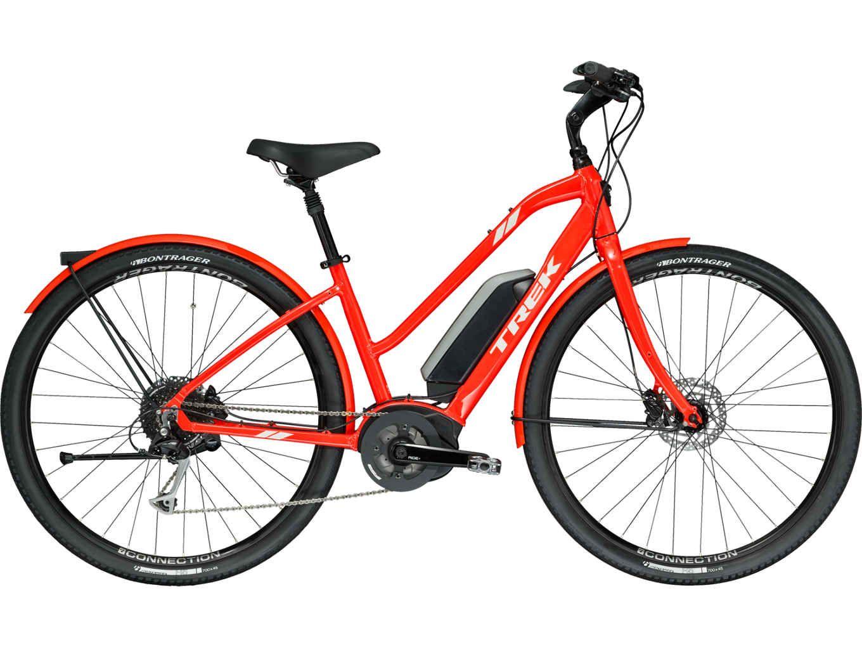 Electric Bikes Trek Bikes >> Verve Lowstep Electric Bike News Trek Bikes Electric