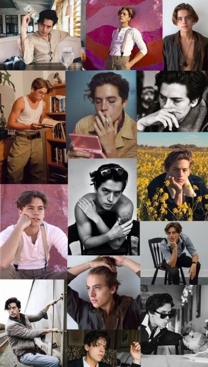 cole sprouse wallpapers Tumblr Riverdale Pinterest