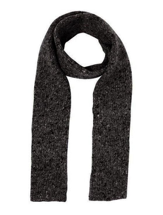 Hand Knit Plain Stitch Scarf Clothes Pinterest Scarves And Stitch