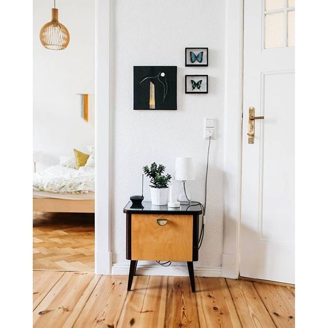 Scandinavian Decorideas: What To Do With That Awkward Wall Space In Between Two
