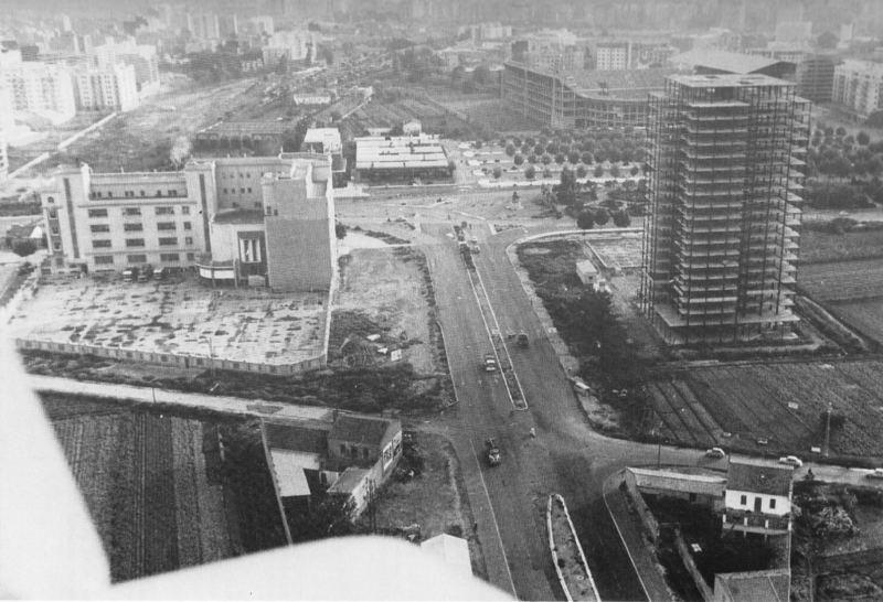 Avenida Cataluña 1966 Historia De Valencia Ciudad De Valencia Valencia
