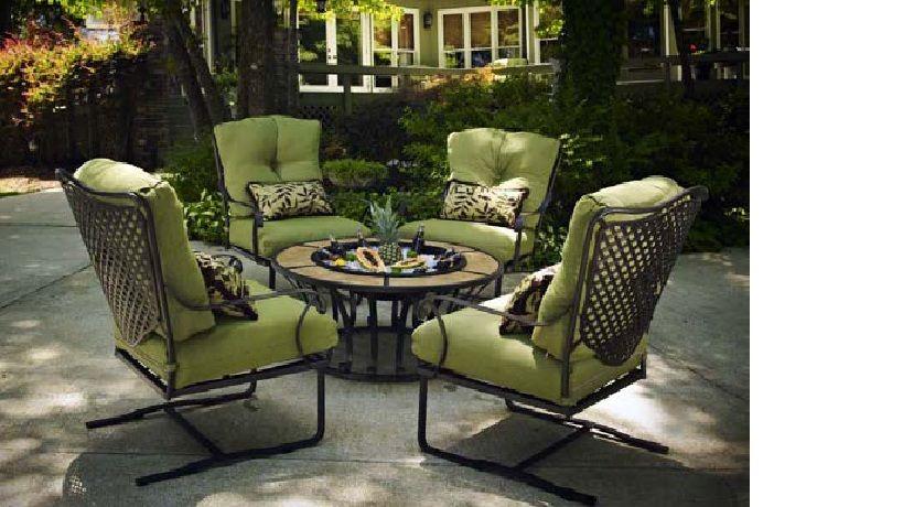 handicap patio furniture