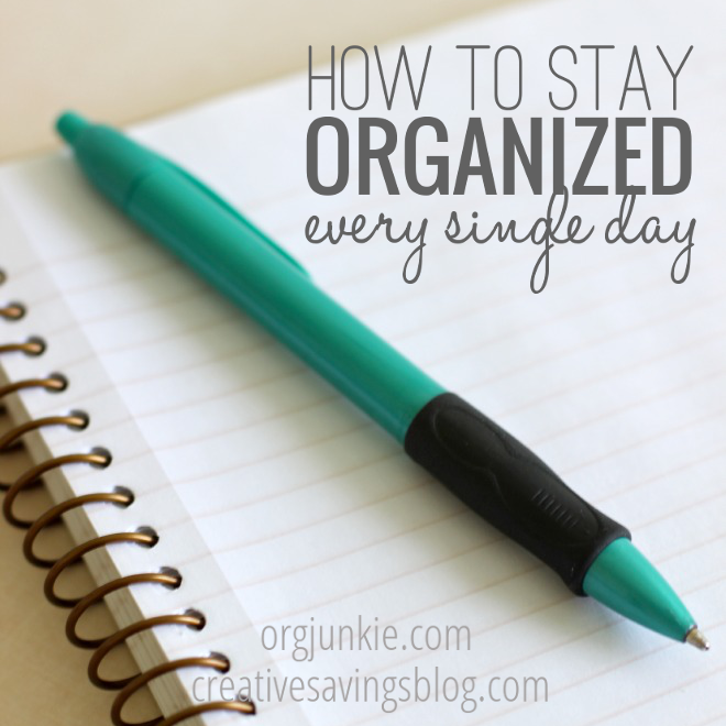 Best 25 how to stay organized ideas on pinterest home for How to stay organized at home