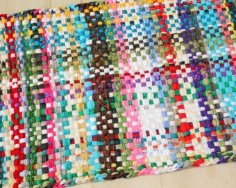Pdf Tutorial Swedish Braid Rag Rug Aka