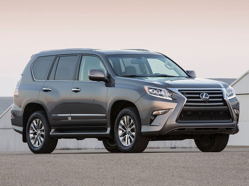 The 2017 Lexus GX 460 Is a Grizzled SUV Holdover | Lexus gx, Suv 4x4 ...