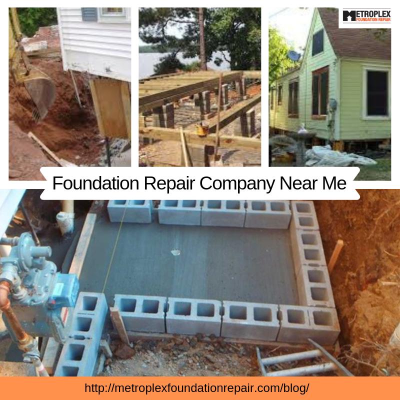 Foundation Repair Company Near Me Foundation Repair Dallas House Repair