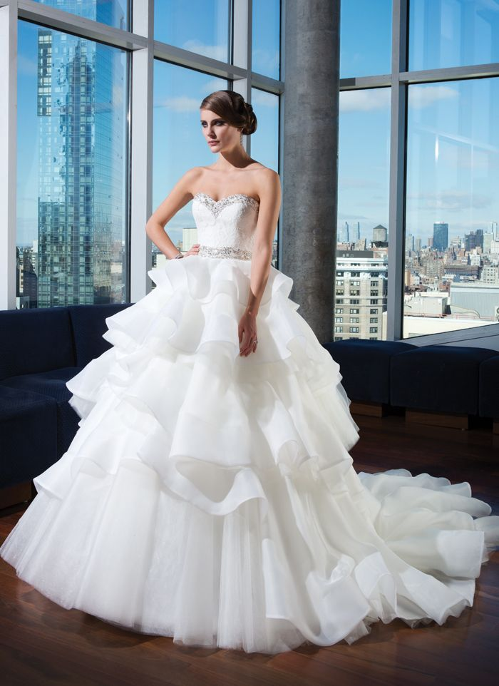 Justin Alexander - Signature wedding dresses Style #9741 - Lace and ...