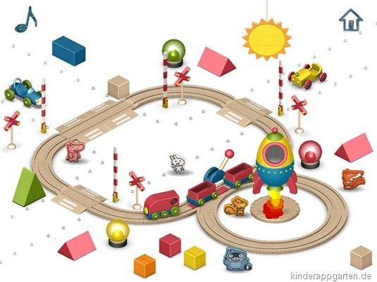 Pango Playground for Kids | iPad iPhone Kinder Apps