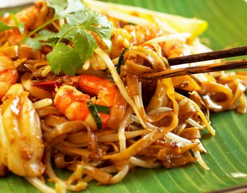 Char Kway Teow Or Stir Fried Flat Rice Noodles Malaysia Singapore Brunei Indonesia Asian Recipes Chinese Food Delivery Asian Cooking