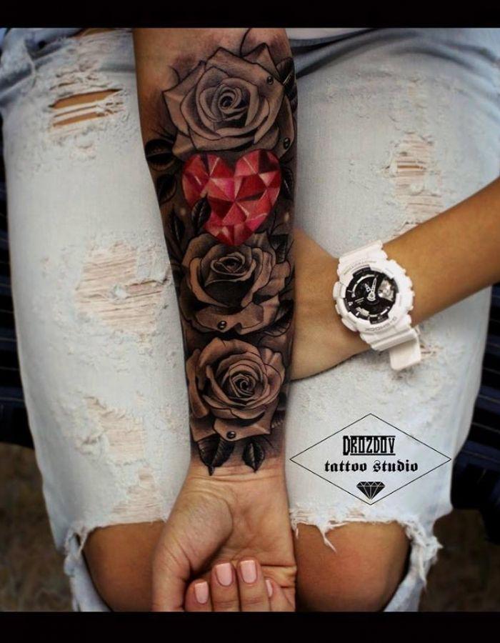 79860feff Extreem Gave Sleeve Tattoo's Die Je ECHT Moet Zien! Opzoek Naar 65.000  Tattoo Voorbeelden?Ã Â Klik Dan Hieronder!