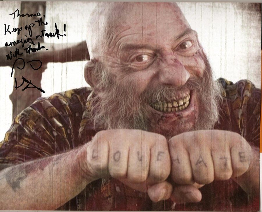 sid haig kill bill
