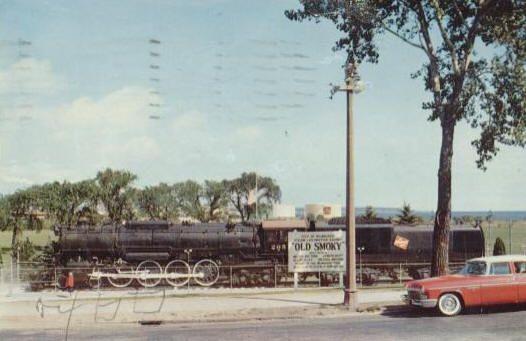 153-J 1940s  RAILROAD DINER CAR PHOTO Milwaukee Road RR