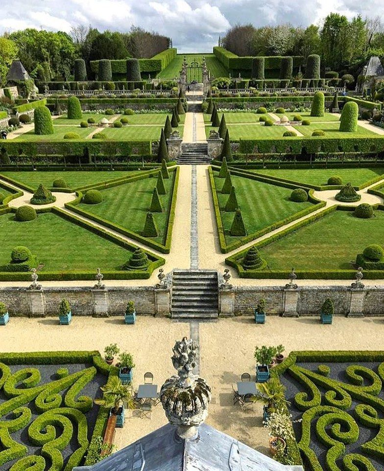 Image May Contain Cloud And Outdoor French Garden English Garden Design Commercial Landscaping