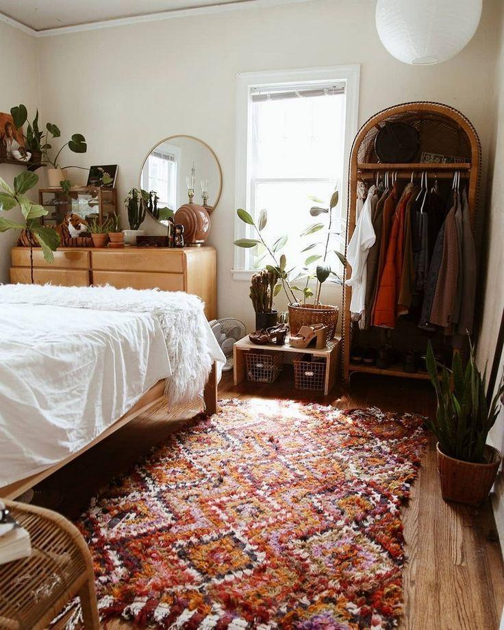 Vêtements Bohémiens Et Idées De Chambre