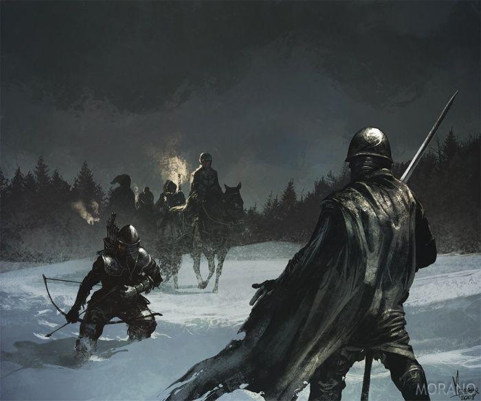 North Fantasy Warrior Fantasy Art Fantasy Characters