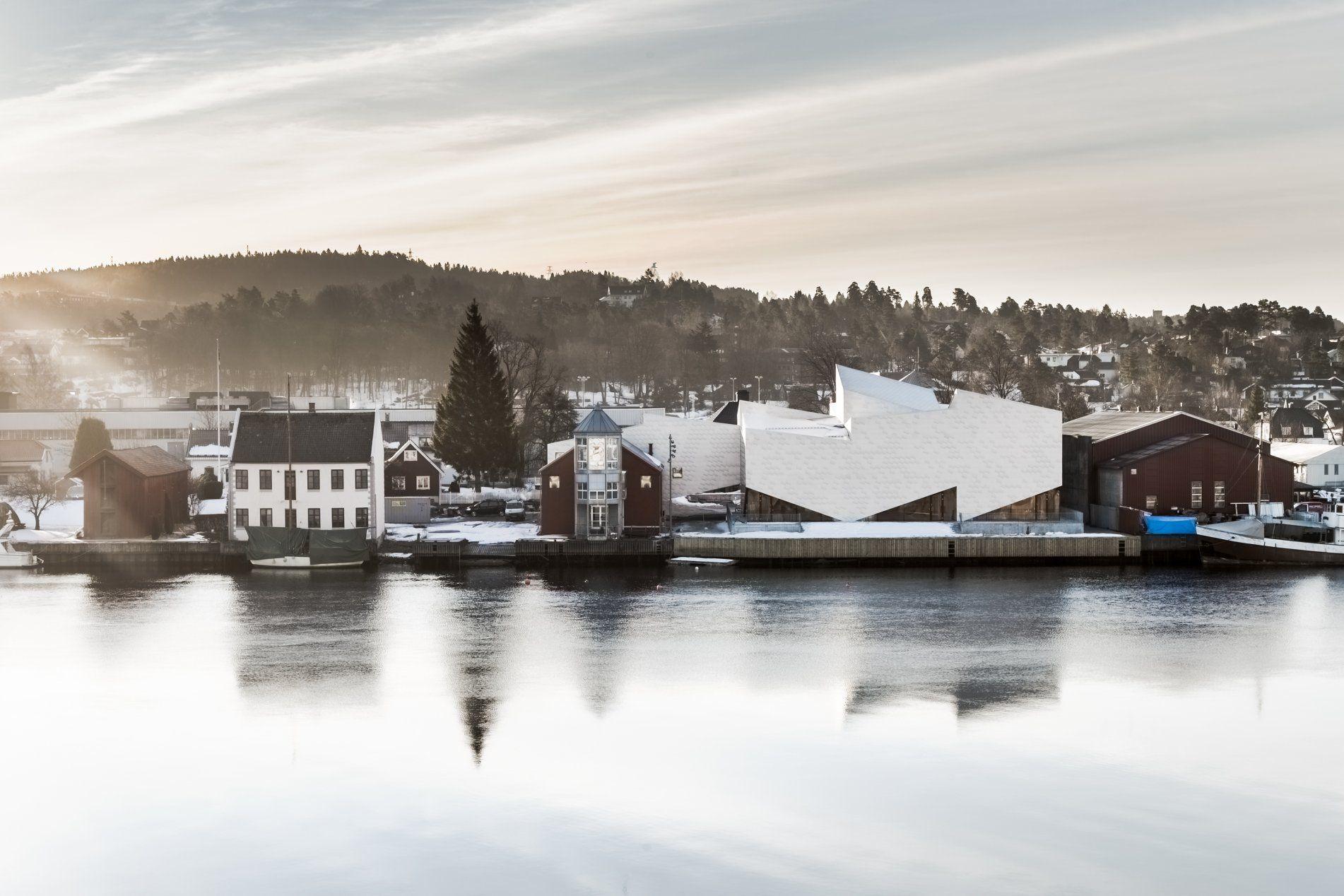 COBE: Porsgrunn Maritime Museum