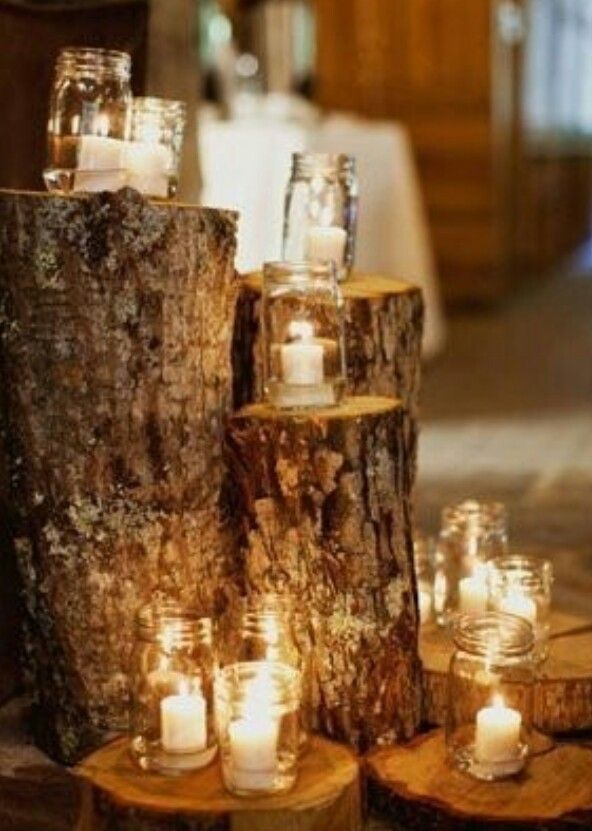 20 Amazing Ideas For Decorating With Nature Decor Pinterest