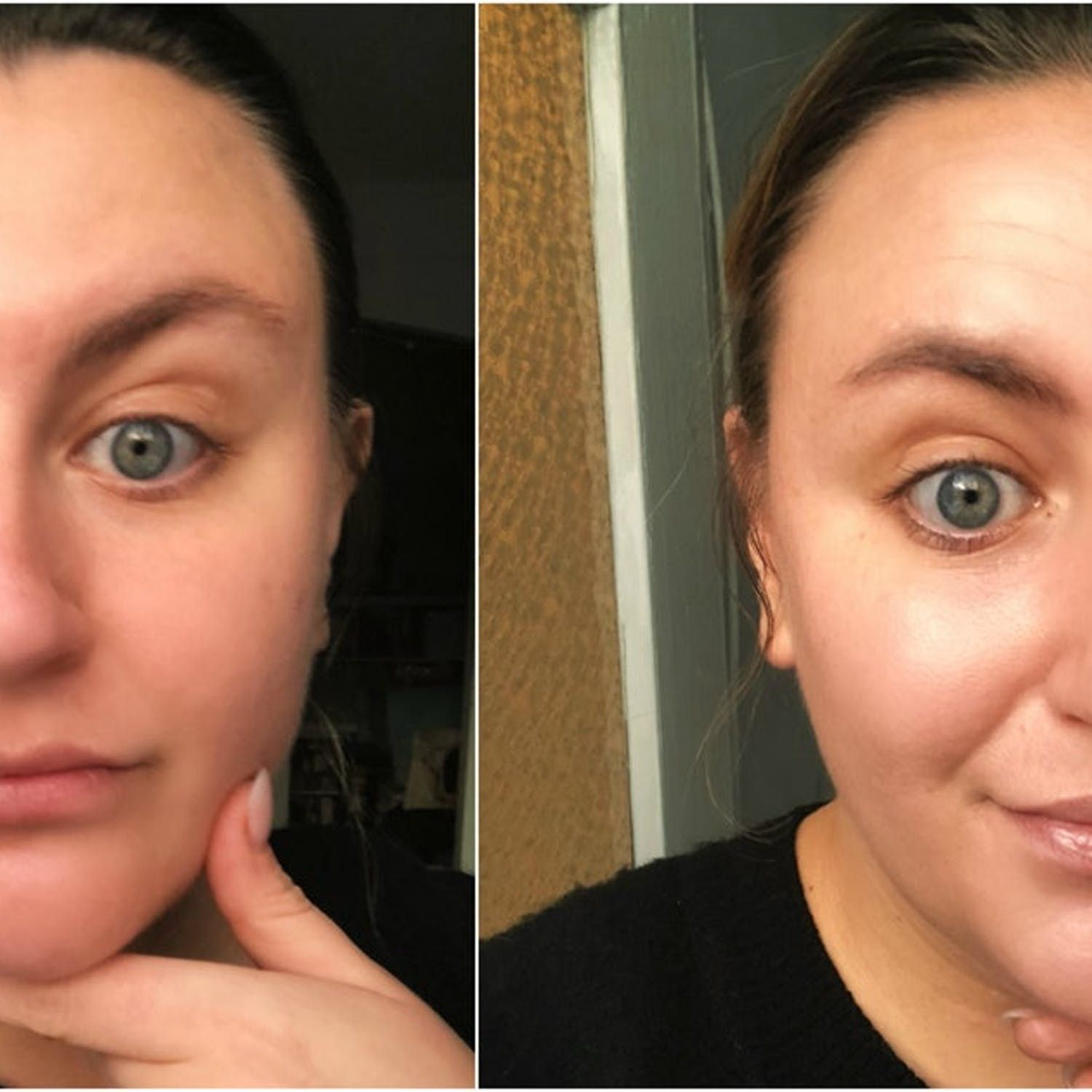 L Oreal S True Match Lumi Glotion Is The One Drugstore Product That Gives Me Everything I Need From A Highlighter Glowing Skin Routine Glowing Skin Makeup Cleanser For Oily Skin