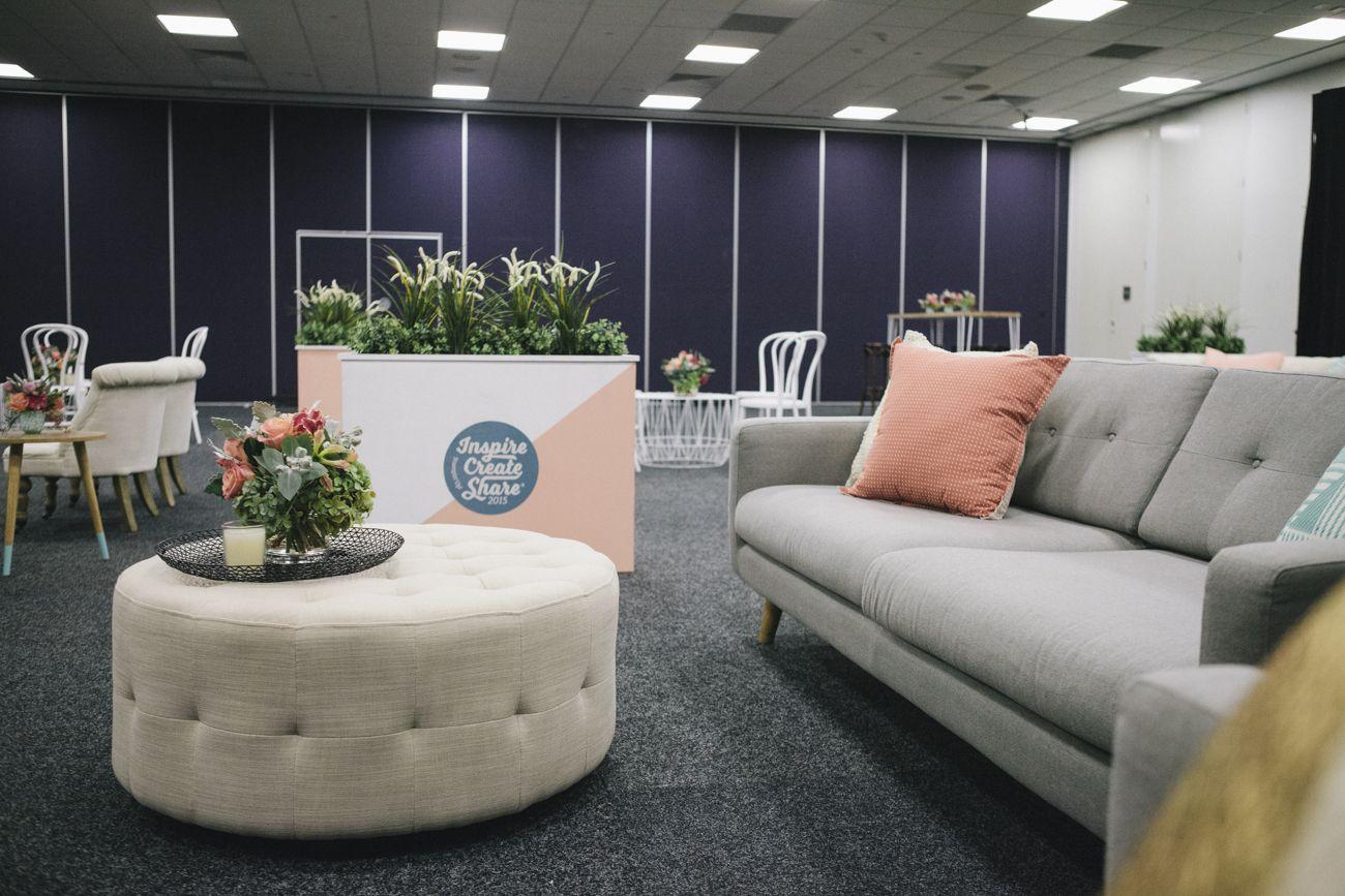 Hampton Event Hire furniture and decor // Gold Coast