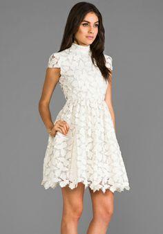 White Dress Wedding Zara Cerca Con Google