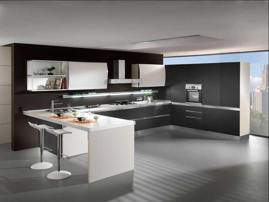 Bildergebnis für küche l form mit theke | L küche mit theke ...