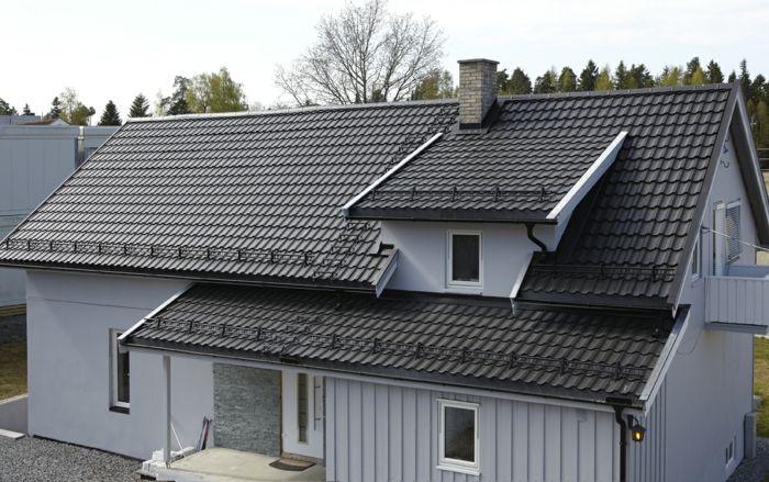 effectivement la toiture bac en acier est très résistante Toiture