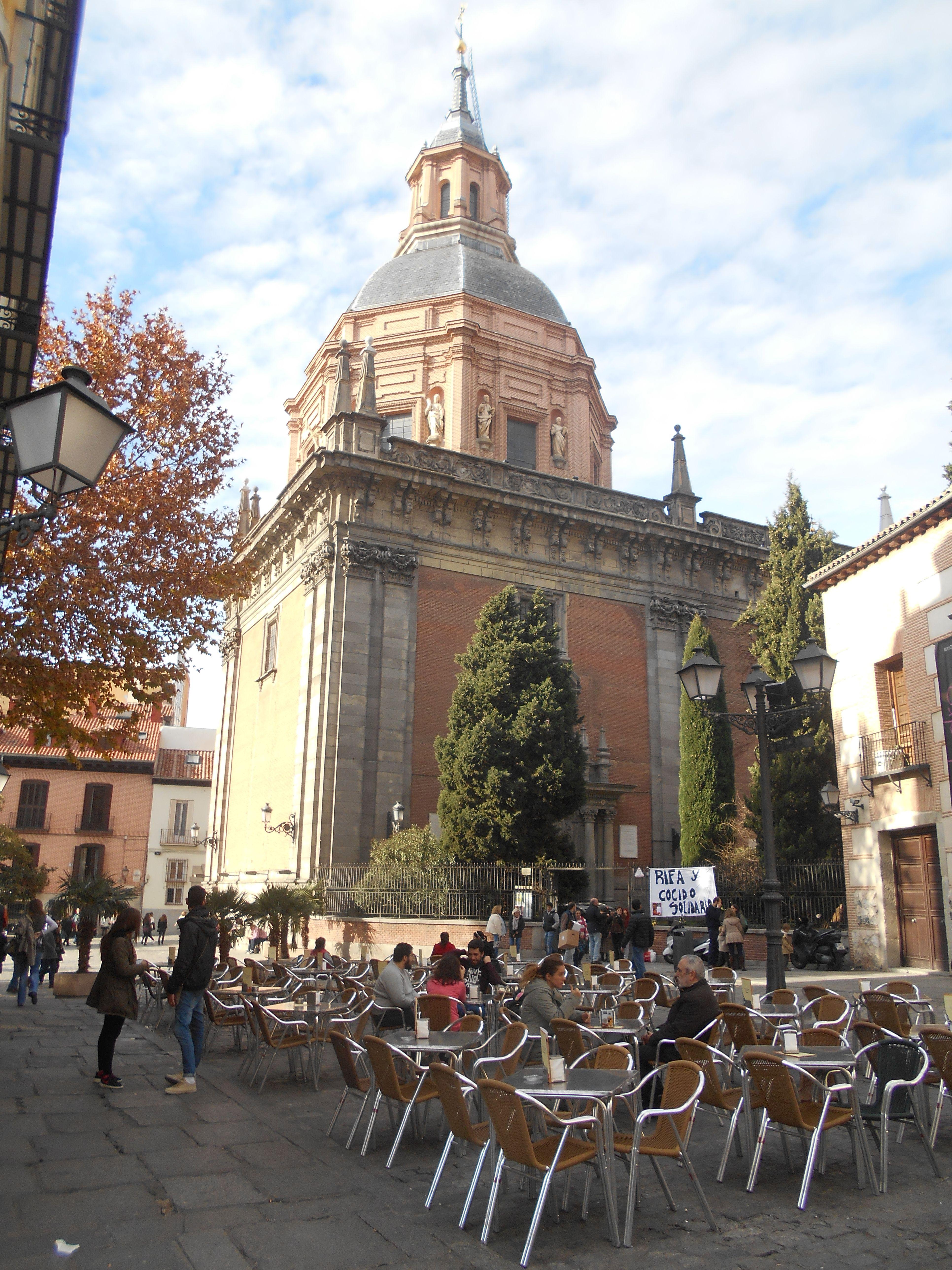 Plaza De San Andres Ermitas Iglesias Conventos Y Cofradias De