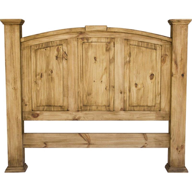 Rustic Headboards For King Size Beds Mansion King Size Rustic Headboard  Furniture Pinterest